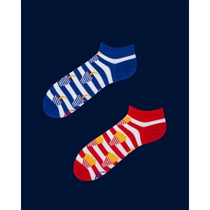 Ponožky Many Mornings Fries And Soda Low, veľ.35/38