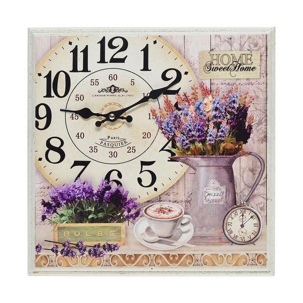 Nástenné hodiny Lavender Dream