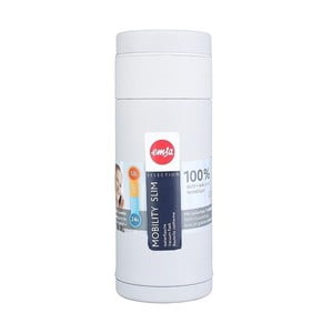 Termo fľaša Mobilitiy Slim White, 420 ml