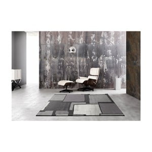 Sivý koberec UNIVERSAL Cullio, 190 × 280 cm