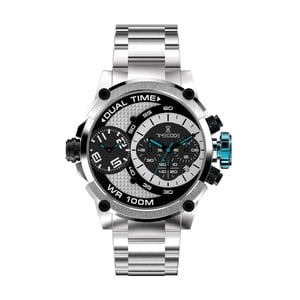 Pánske hodinky Albert 1905 Metallic/Black