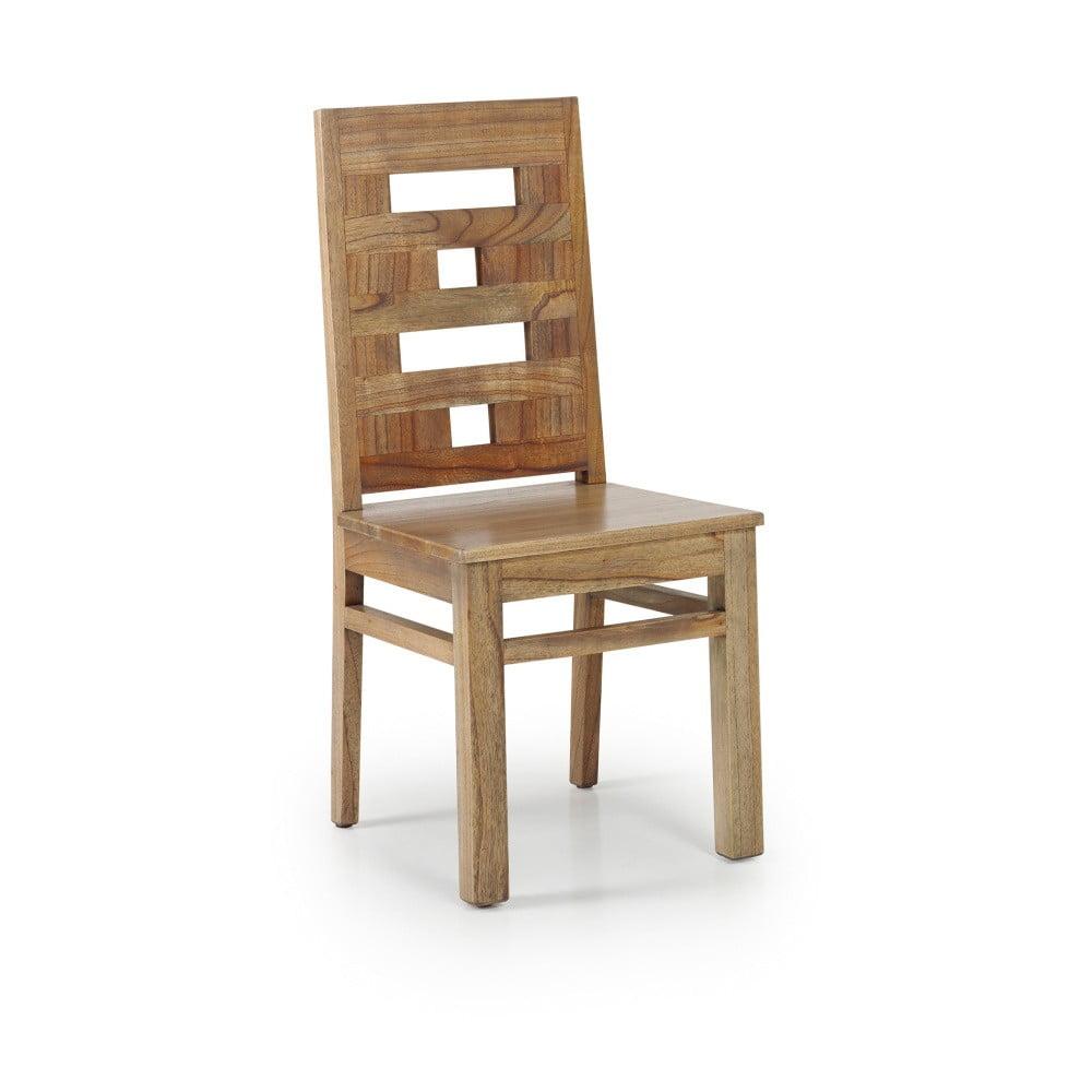 Stolička z dreva mindi Moycor Merapi