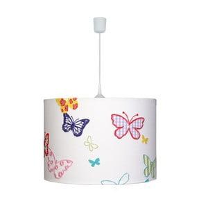 Závesné svietidlo White Butterflies