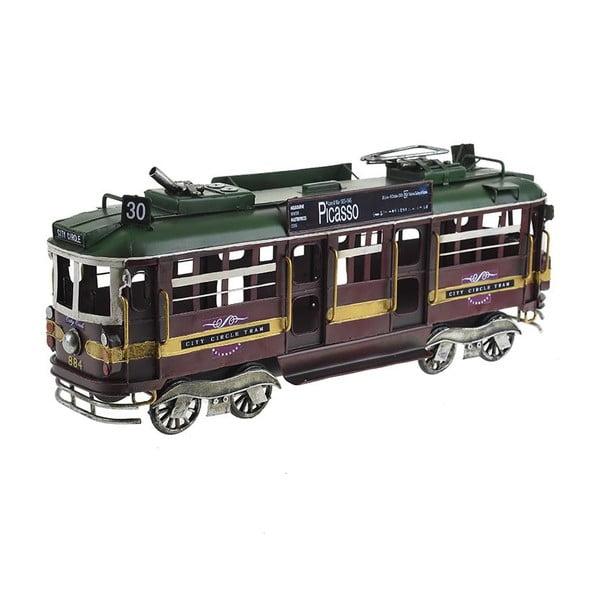 Dekoratívny model Tram Car