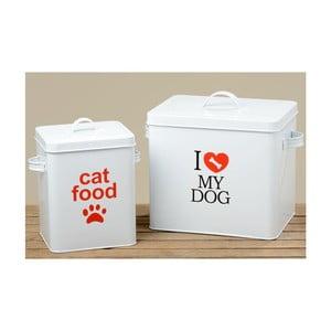 Sada 2 boxov Cat and Dog