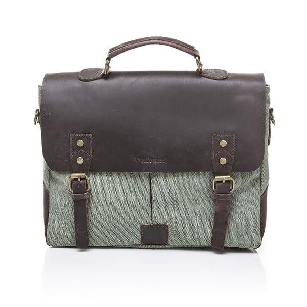 Pánska taška Ferruccio Laconi 5002 Green