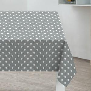 Obrus Sabichi Grey Dots, 178 × 132 cm