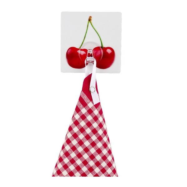 Samodržiaci vešiak Wenko Static-Loc Cherry