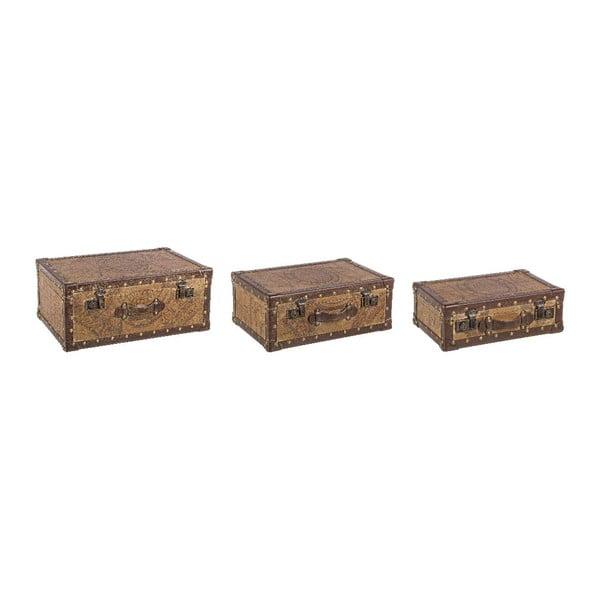 Set 3 kufrov Giramondo