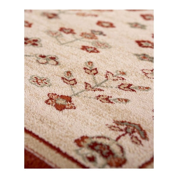 Vlnený koberec Byzan 540 Beige, 120x160 cm