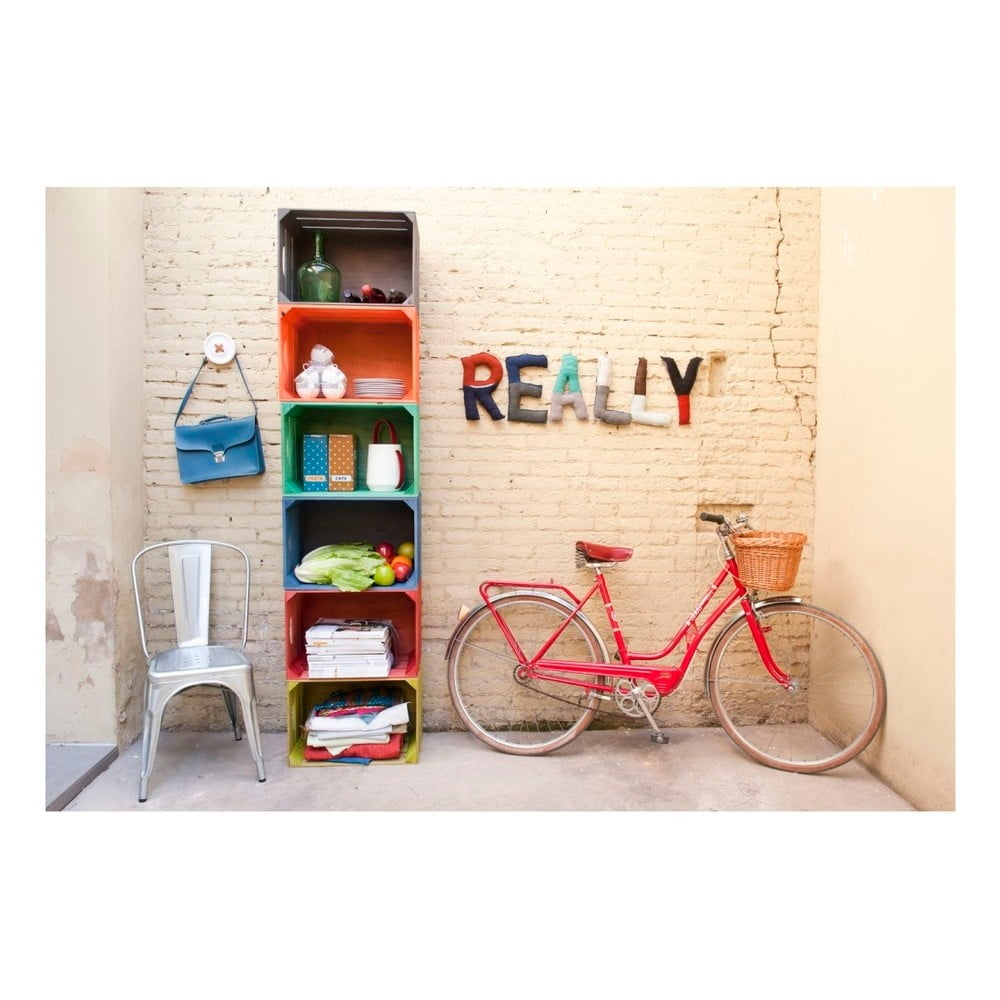 rustik lna dreven bedni ka really nice things zelen bonami. Black Bedroom Furniture Sets. Home Design Ideas
