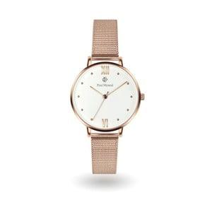 Dámske hodinky s koženým remienkom Paul McNeal Sahara
