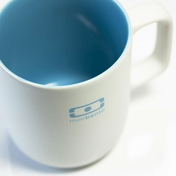 Porcelánový hrnček Mug Light Blue