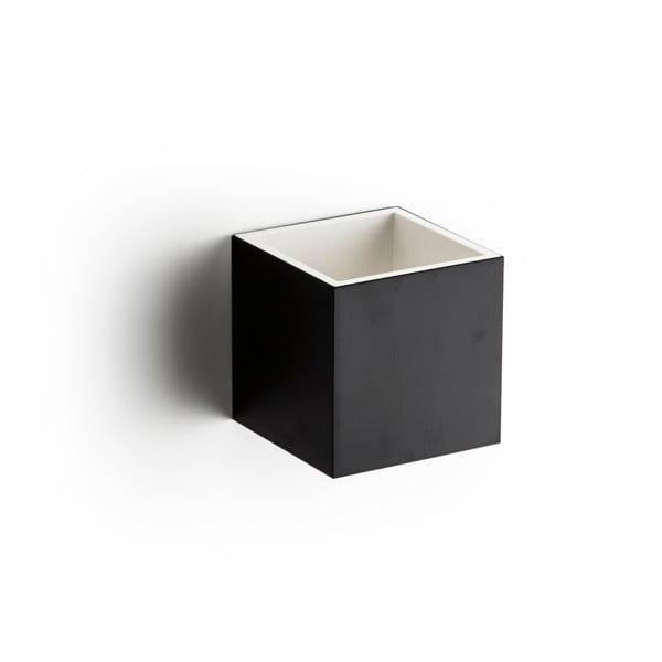 Nástenný box QUALY Pixel Box, čierny