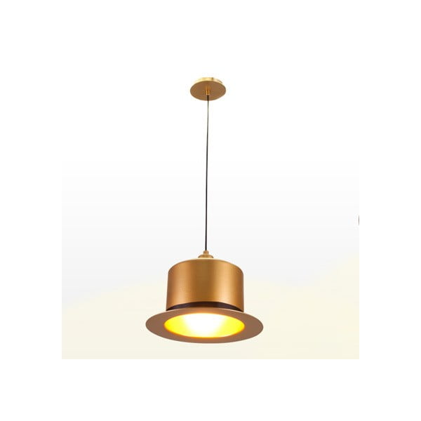 Stropné svetlo Hat Gold/Gold