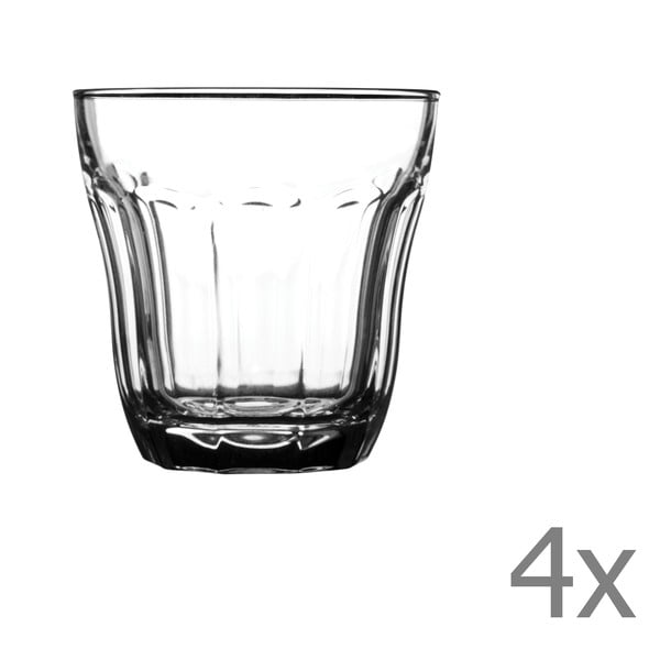 Sada 4 pohárov Essentials Manhattan, 290 ml