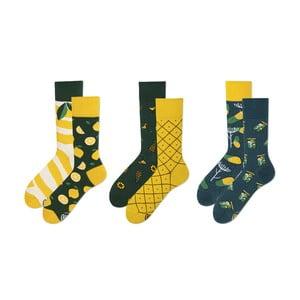 Set ponožiek v darčekovom balení Many Mornings Fresh and Sour, veľ. 43–46