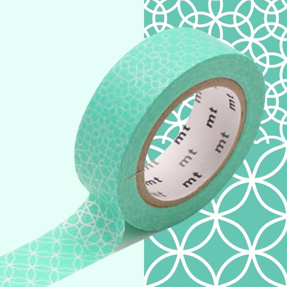 Washi páska MT Masking Tape Yvette, návin 10 m