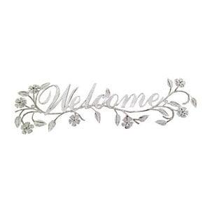 Dekoratívny nápis Antic Line Welcome
