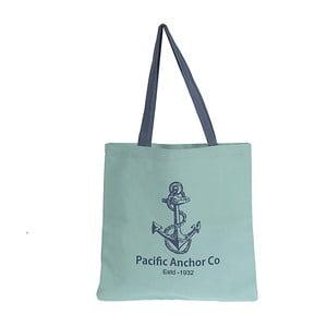 Plážová plátená taška Anchor