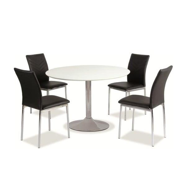 Jedálenský stôl Flavio, 90 cm