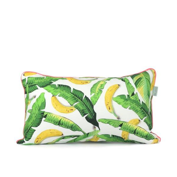 Bavlnená obliečka na vankúš HF Living Banana