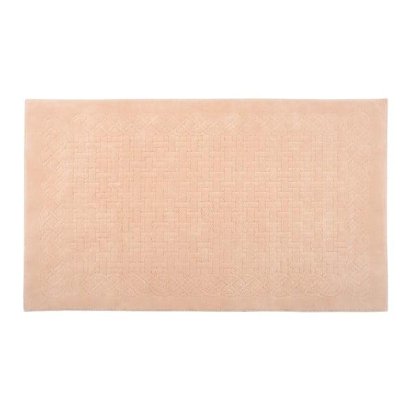 Koberec Patch 140x200 cm, ružový