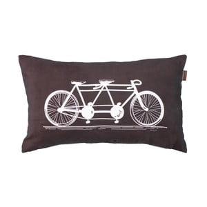 Obliečka na vankúš Bicycle Tandem, 30x50 cm