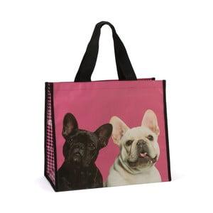 Nákupná taška Shopper Mr & Mrs
