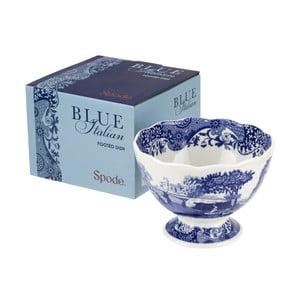 Bielo-modrá porcelánová miska Spode Blue Italian, ø 15 cm