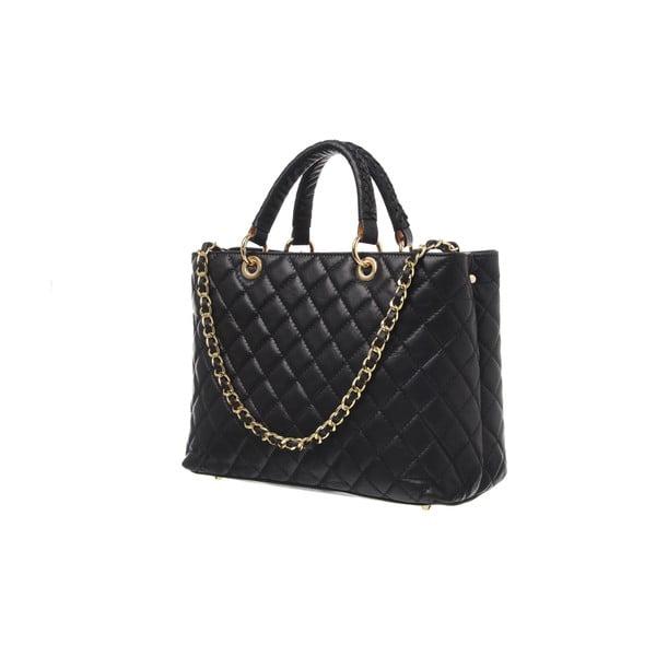Kožená kabelka Coco Bag Black