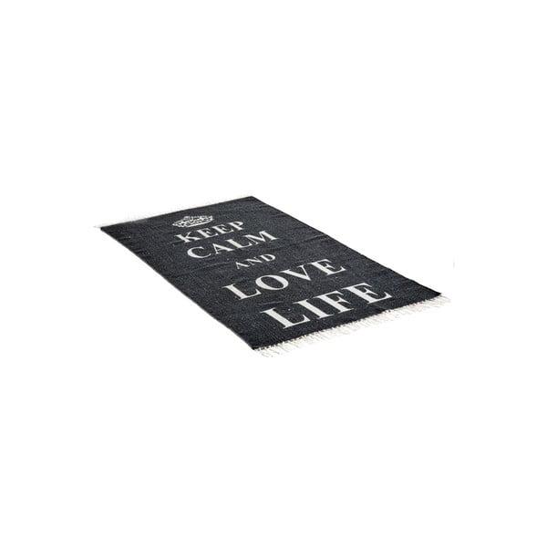Koberec Motto 80x150 cm, šedý