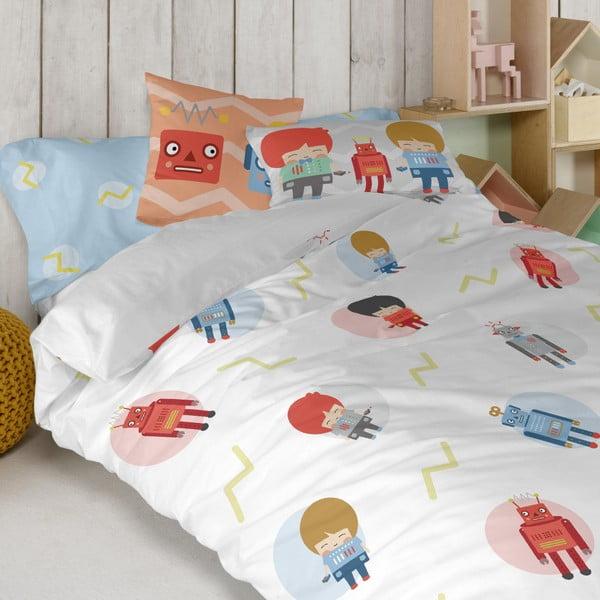 Detské obliečky z čistej bavlny Happynois Beep, 140×200 cm