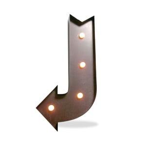 Svetelná LED dekorácia Arrow Down