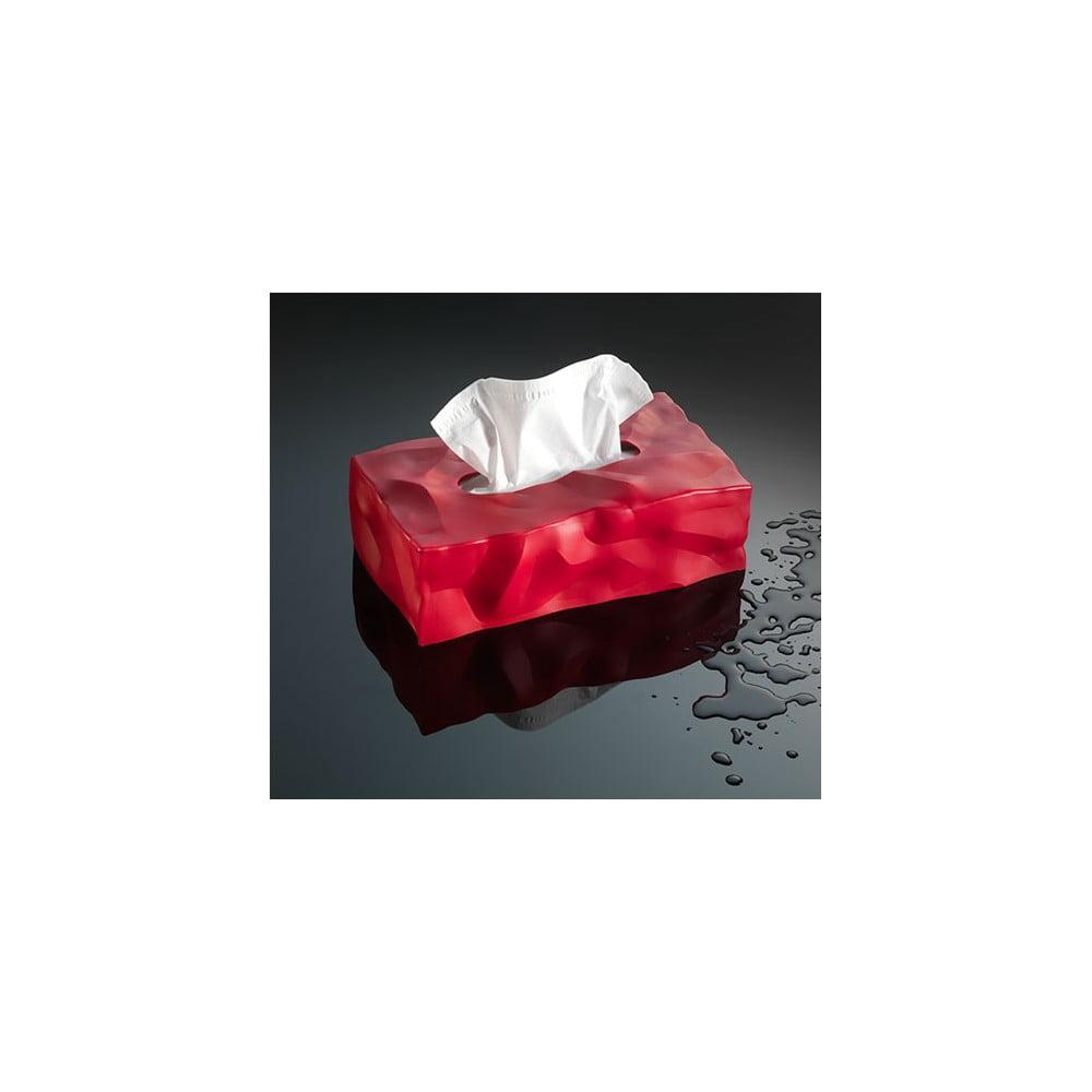 Box na servítky Wipy II Red