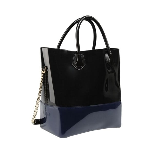 Kabelka Grace K Shopper, modrá