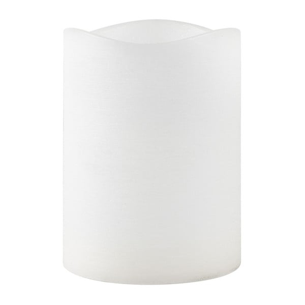 LED sviečka s časovačom  Villa Collection Basic Wide, 20 cm