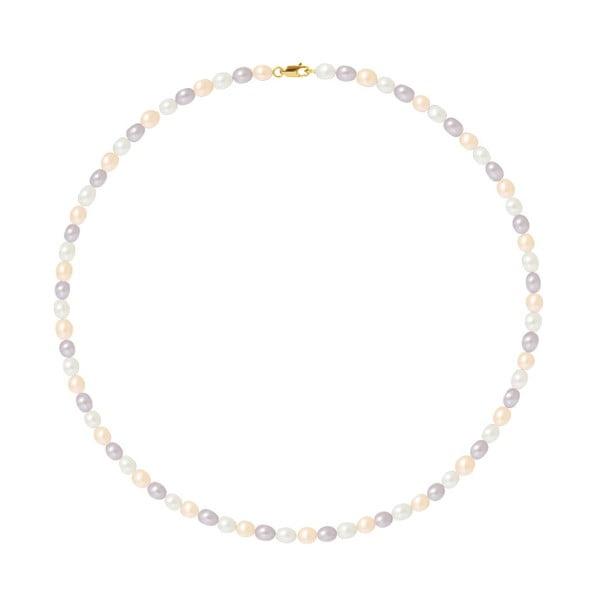 Náhrdelník s riečnymi perlami Thanassis