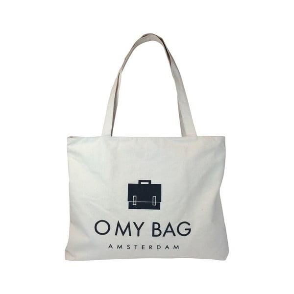 Biela plátená taška O My Bag OMB