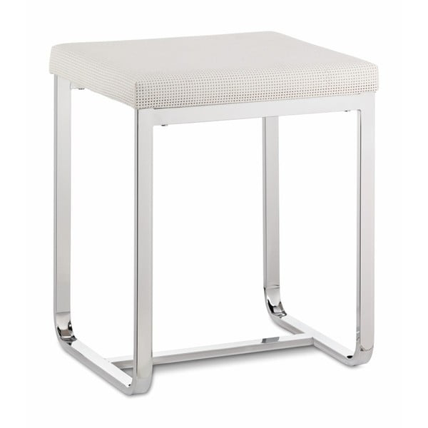 Biela stolička Kela Lorin