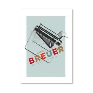 Autorský plagát Breuer Chair