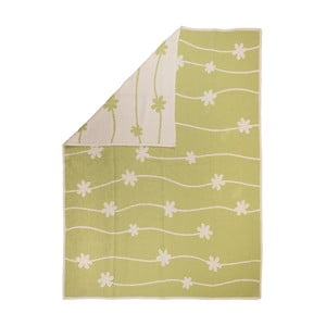 Žakárová deka Flowerstripe