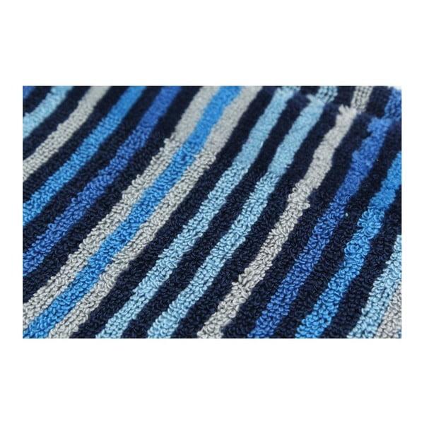 Set 2 osušiek Blue Grey, 70x140 cm