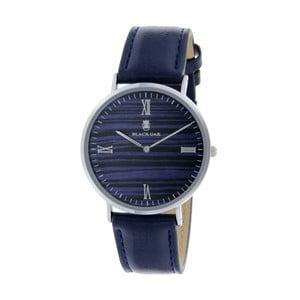 Modro-strieborné dámske hodinky Black Oak Hula