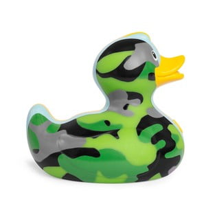 Kačička do vane Bud Ducks Camo Fusion