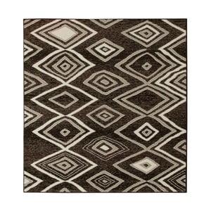 Sivý koberec Prime Pile, 60x110 cm