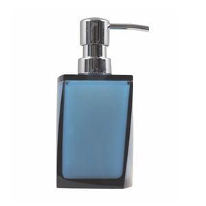 Dávkovač na mydlo Transparent Petrol Blue