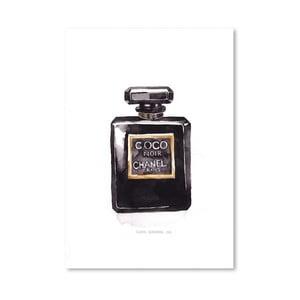 Plagát Chanel, 30x42 cm