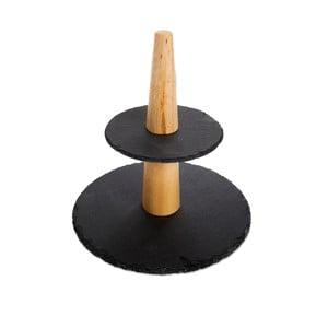 2-poschodový stojan na sladkosti Bambum Poetna