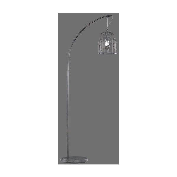 Stojacia lampa Serie 3073, sivá